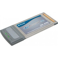 Card Wireless Laptop, D-Link AirPremier AG DWL-AG660, 802.11a/g Tri-Mode Dualband, Type II CardBus, Nou
