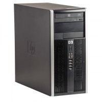 Calculator HP 6300 Tower, Intel Core i5-3470 3.20GHz, 4GB DDR3, 250GB SATA, DVD-RW