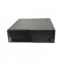 Calculator Lenovo ThinkCentre M71e SFF, Intel Core i3-2100 3.10GHz, 4GB DDR3, 250GB SATA, DVD-ROM