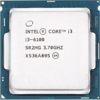 Procesor Intel Core i3-6100 3.70GHz, 3MB Cache, Socket 1151