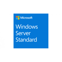 Windows Server Standard 2019, 64Bit, English, 1pk DSP OEI, DVD, 16 Core