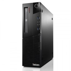 Calculator Lenovo Thinkcentre M93p SFF, Intel Core i5-4570 3.20GHz, 4GB DDR3, 500GB SATA, DVD-RW
