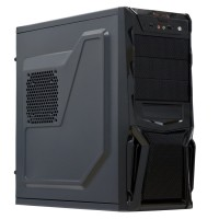 Sistem PC  Junior, Intel Core i3-3220 3.30 GHz, 4GB DDR3, 500GB SATA, DVD-RW, CADOU Tastatura + Mouse