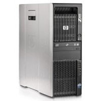 Workstation HP Z600, 1 x Intel Xeon Quad Core E5620 2.40GHz-2.66GHz, 24GB DDR3 ECC, 120GB SSD + 2TB SATA, DVD-ROM, Nvidia Quadro 4000, 2GB/256bit