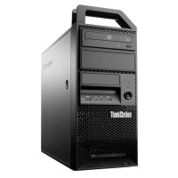 Workstation Lenovo ThinkStation E31 Tower, Intel Core i5-3550 3.30GHz-3.70GHz, 8GB DDR3, 180GB SSD, nVidia Quadro NVS310/512MB, DVD-ROM